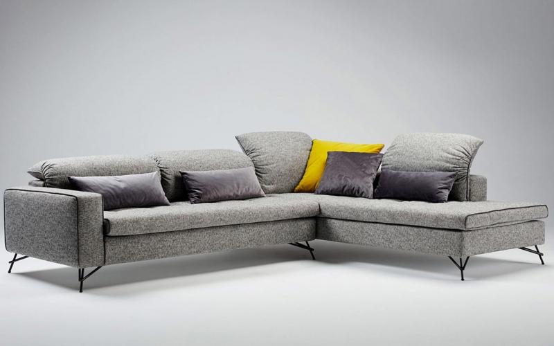 Γωνιακος Καναπές - BOHEME