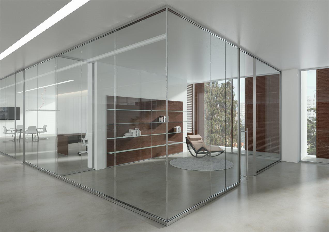 Διαχωριστικό – DV603, DOUBLE GLASS